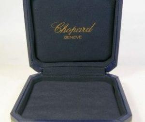 CHOPARD scatola per gioielli