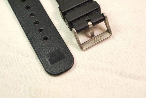 Rubber Strap Seiko Z22 22mm! Cinturino Seiko Z22 in gomma 22mm