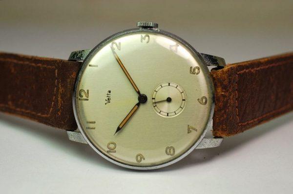 VENDUTO IN U.S.A. ) VETTA orologio da uomo indici luminosi